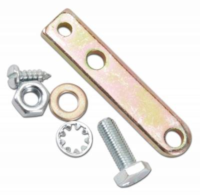 Carburetion - Carburetor Accelerator Linkage Kit - Edelbrock - Automatic Transmission Rod Extension for Big-Block Ford - 8011