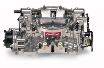 Carburetion - Carburetor - Edelbrock - AVS2 650 CFM #1906 Carburetor with Electric Choke, Satin Finish - 1906