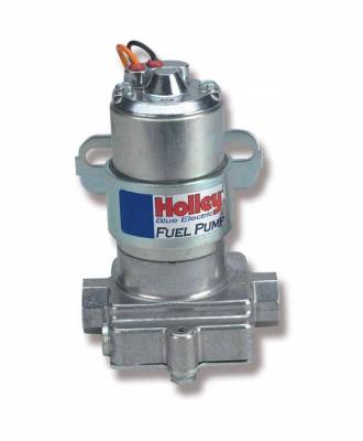 Fuel Pumps and Related Components - Electric Fuel Pump - Holley - BLUE PUMP w/o REGULATOR - 12-812-1