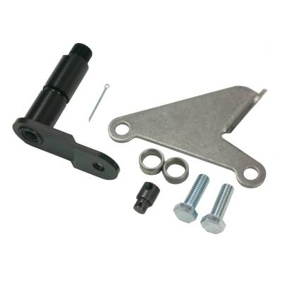Automatic Transmission Components - Automatic Transmission Shift Lever - B&M - BRACKET AND LEVER KIT AOD - 40496