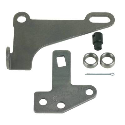 Automatic Transmission Components - Automatic Transmission Shift Lever - B&M - BRACKET AND LEVER KIT FOR 4L60E/4L8 - 75498