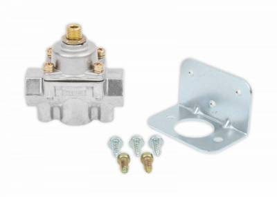 Carburetion - Fuel Pressure Regulator - Holley - BY-PASS REGULATOR - 12-803BP