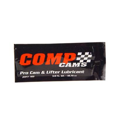 Functional Fluid, Lubricant, Grease (including Additives) - Assembly Lubricant - COMP Cams - Camshaft and Lifter Installation Lube Packet - 103