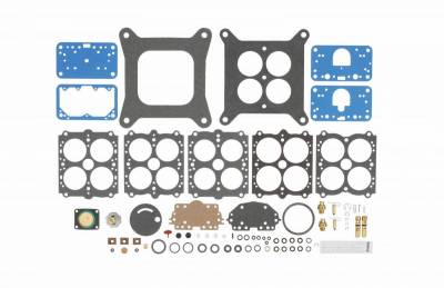 Carburetion - Carburetor and Installation Kit - Holley - CARB REPAIR KIT - 37-119