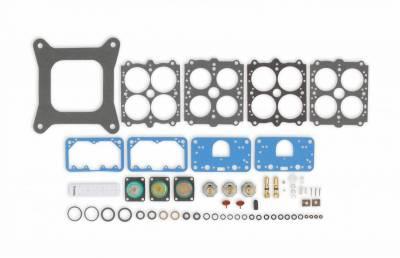 Carburetion - Carburetor and Installation Kit - Holley - CARB REPAIR KIT - 37-485