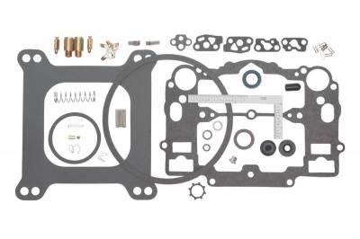 Carburetion - Carburetor and Installation Kit - Edelbrock - Carburetor Rebuild & Maintenance Kit for All Edelbrock Square-Bore Carbs - 1477