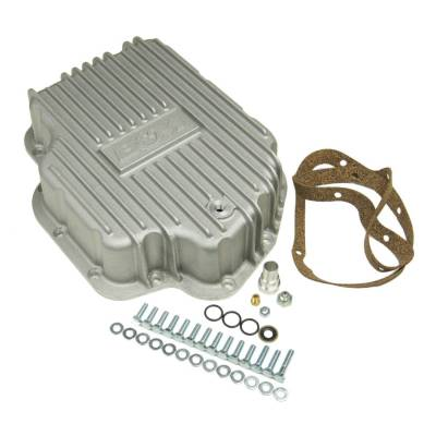 Transmission Hard Parts - Automatic Transmission Oil Pan - B&M - CAST DEEP PAN - TH400 - 20280
