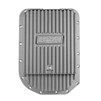 Transmission Hard Parts - Automatic Transmission Oil Pan - B&M - CAST DEEP PAN 4L80E - 70295