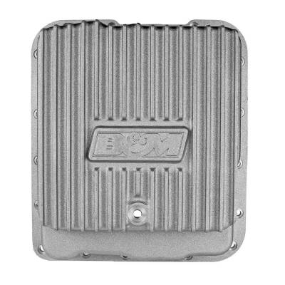 Transmission Hard Parts - Automatic Transmission Oil Pan - B&M - CAST DEEP PAN 700 R4/4L60/4L60E/4L65E - 70260