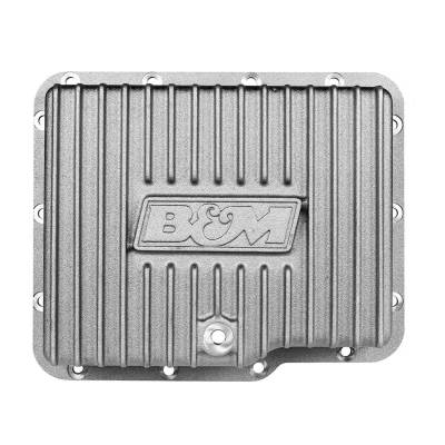 B&M - CAST DEEP PAN POWERGLIDE - 70280