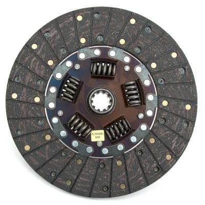 Centerforce - Centerforce(R) I and II, Clutch Friction Disc - 383735 - Image 6