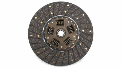 Manual Transmission Components - Clutch Friction Disc - Centerforce - Centerforce(R) I and II, Clutch Friction Disc - 384024