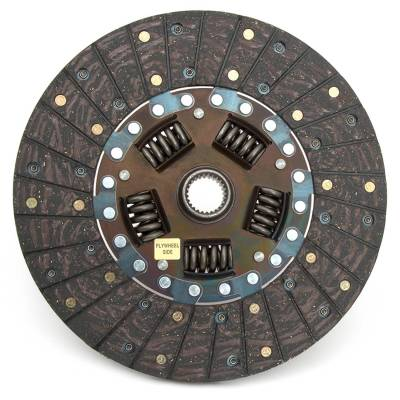 Centerforce - Centerforce(R) I and II, Clutch Friction Disc - 384148 - Image 2
