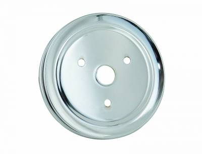 Mr Gasket - CHRM CRNK PULLEY-DBL GRV - 4973