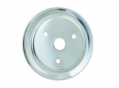Mr Gasket - CHRM CRNK PULLEY-SNGLE GRV - 4972