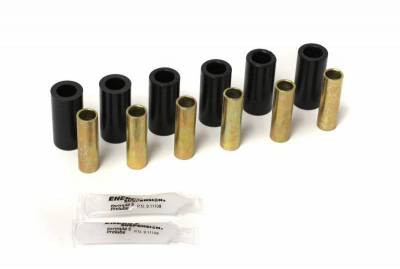 Suspension, Springs and Related Components - Leaf Spring Bushing - Energy Suspension - CJ SPRING BUSHING; FRT OR RR - 2.2101G