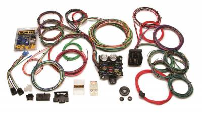 Painless Wiring - Classic Customizable Muscle Car Harness-21 Circuits - 20103