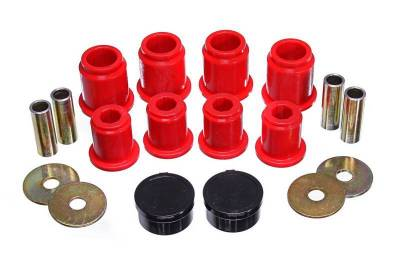 Suspension, Springs and Related Components - Suspension Control Arm Bushing Kit - Energy Suspension - CONTROL ARM BUSHING - 8.3132R