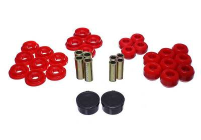 Suspension, Springs and Related Components - Suspension Control Arm Bushing Kit - Energy Suspension - CONTROL ARM BUSHING - 8.3133R