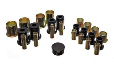Suspension, Springs and Related Components - Suspension Control Arm Bushing Kit - Energy Suspension - CONTROL ARM BUSHING SET - 3.3103G