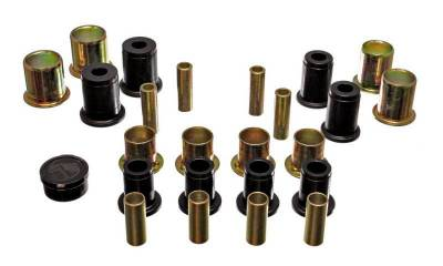 Suspension, Springs and Related Components - Suspension Control Arm Bushing Kit - Energy Suspension - CONTROL ARM BUSHING SET - 3.3113G