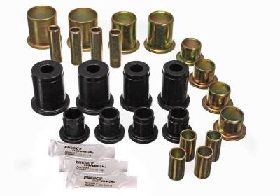 Suspension, Springs and Related Components - Suspension Control Arm Bushing Kit - Energy Suspension - CONTROL ARM BUSHING SET - 3.3117G