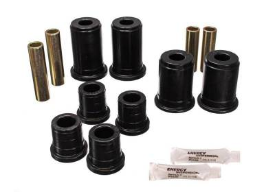 Suspension, Springs and Related Components - Suspension Control Arm Bushing Kit - Energy Suspension - CONTROL ARM BUSHING SET - 3.3147G