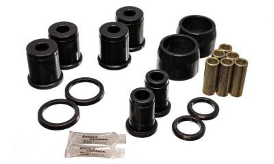 Suspension, Springs and Related Components - Suspension Control Arm Bushing Kit - Energy Suspension - CONTROL ARM BUSHING SET - 3.3148G