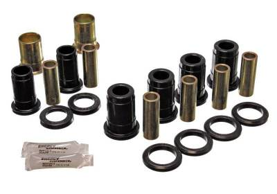 Suspension, Springs and Related Components - Suspension Control Arm Bushing Kit - Energy Suspension - CONTROL ARM BUSHING SET - 3.3153G
