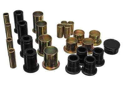 Suspension, Springs and Related Components - Suspension Control Arm Bushing Kit - Energy Suspension - CONTROL ARM BUSHING SET - 3.3162G