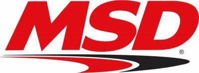Distributor and Magneto - Distributor - MSD - Distributor, Street Fire HEI, Chevy - 8362