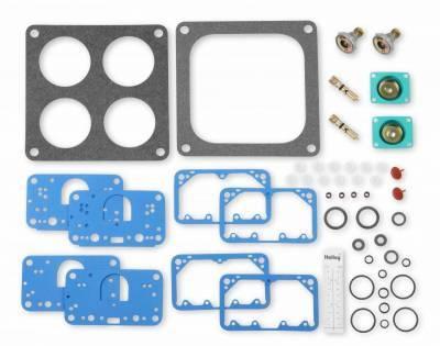 Carburetion - Carburetor and Installation Kit - Holley - DOMINATOR KIT - 37-1547