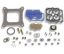 Carburetion - Carburetor and Installation Kit - Holley - DOUBLE PUMP KIT - 37-1544