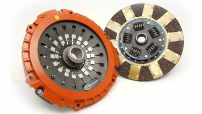 Centerforce - Dual Friction(R), Clutch Pressure Plate and Disc Set - DF039020