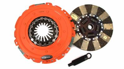 Centerforce - Dual Friction(R), Clutch Pressure Plate and Disc Set - DF148552