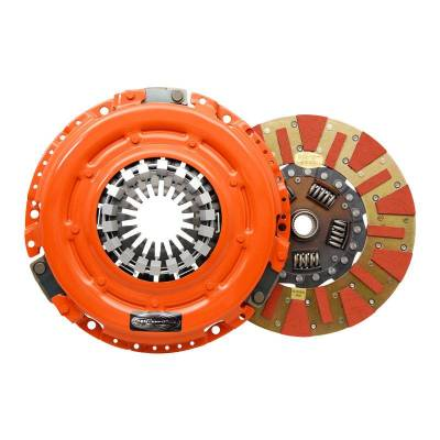 Centerforce - Dual Friction(R), Clutch Pressure Plate and Disc Set - DF161830