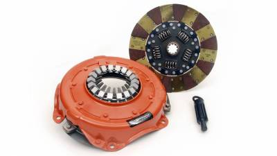 Centerforce - Dual Friction(R), Clutch Pressure Plate and Disc Set - DF271675