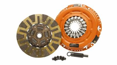 Centerforce - Dual Friction(R), Clutch Pressure Plate and Disc Set - DF395010