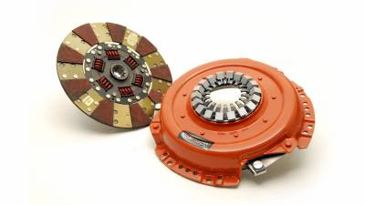 Centerforce - Dual Friction(R), Clutch Pressure Plate and Disc Set - DF490030