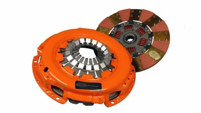 Centerforce - Dual Friction(R), Clutch Pressure Plate and Disc Set - DF490309