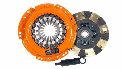 Centerforce - Dual Friction(R), Clutch Pressure Plate and Disc Set - DF517010