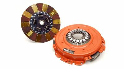 Centerforce - Dual Friction(R), Clutch Pressure Plate and Disc Set - DF735552