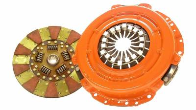 Centerforce - Dual Friction(R), Clutch Pressure Plate and Disc Set - DF800075