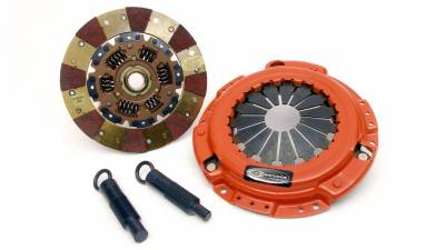 Centerforce - Dual Friction(R), Clutch Pressure Plate and Disc Set - DF908806