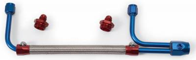 Fuel Injection System and Related Components - Fuel Line - Edelbrock - Dual-Feed Fuel Line - 8101