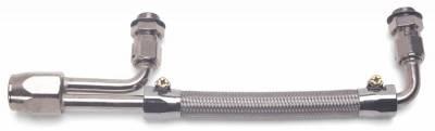 Edelbrock - Dual-Quad Fuel Line Kit - 8091