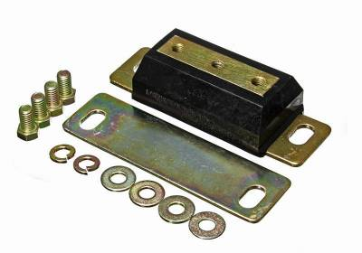 Frame - Transmission Mount - Energy Suspension - EARLY FORD/MERCURY TRANSMISSION MOUNT - 4.1136G