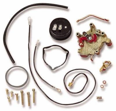 Carburetion - Carburetor Choke - Holley - ELEC CHOKE KIT,EXTERNAL VACUUM - 45-224