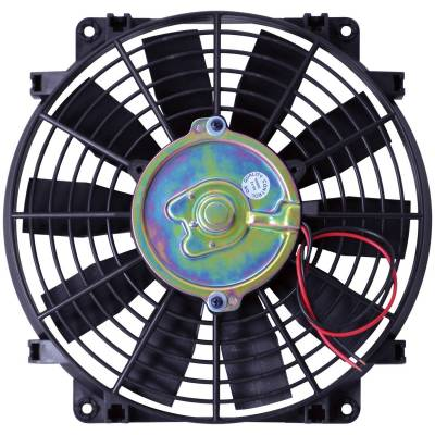 Cooling Fan, Clutch and Motor - Engine Cooling Fan - Flex-A-Lite - Electric Fan - 108