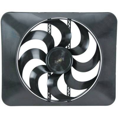 Cooling Fan, Clutch and Motor - Engine Cooling Fan - Flex-A-Lite - Electric Fan - 180